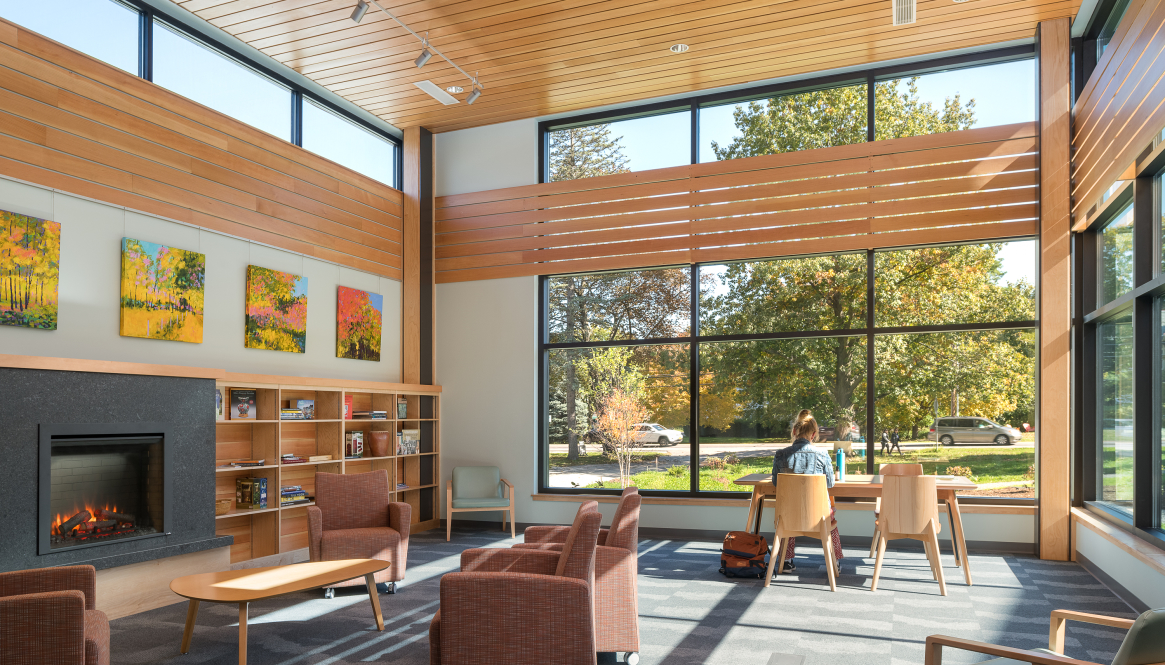 2 Shelburne library community architecture 3