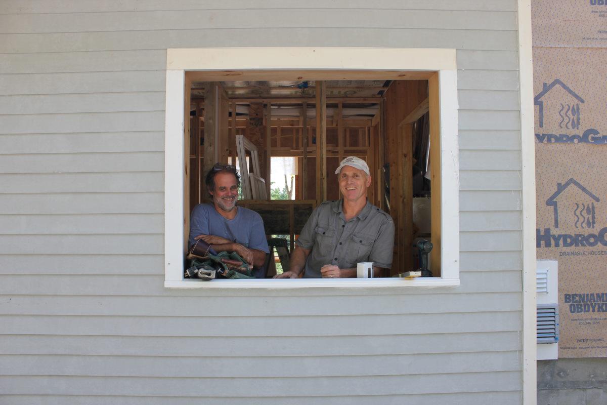 Alex Carver Northern Timbers VIA builder 2
