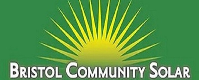 Bristol Community Solar Sun Logo
