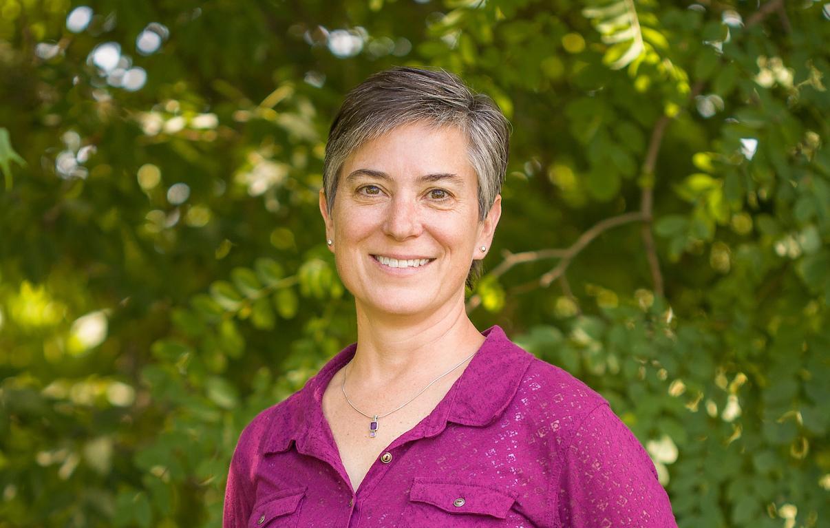 Gwen Nagy-Benson VIA Office Manager Rectangular crop