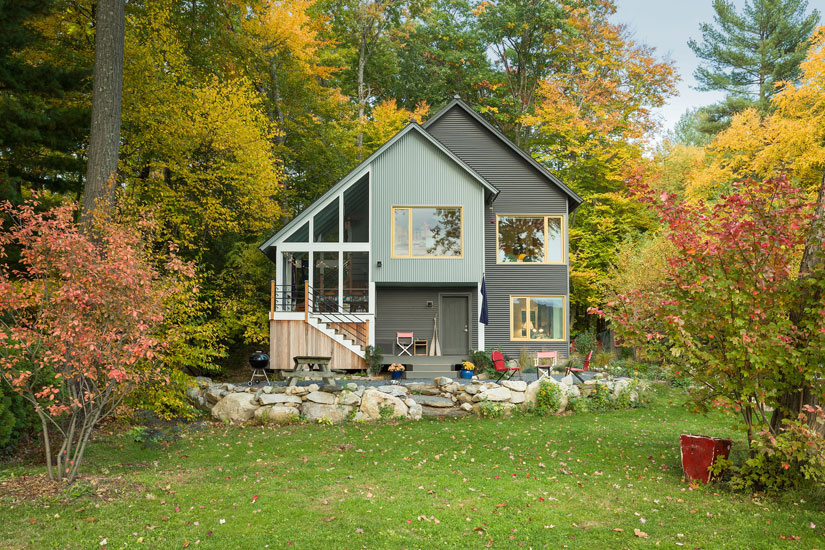 Lakeside Residence Architecture