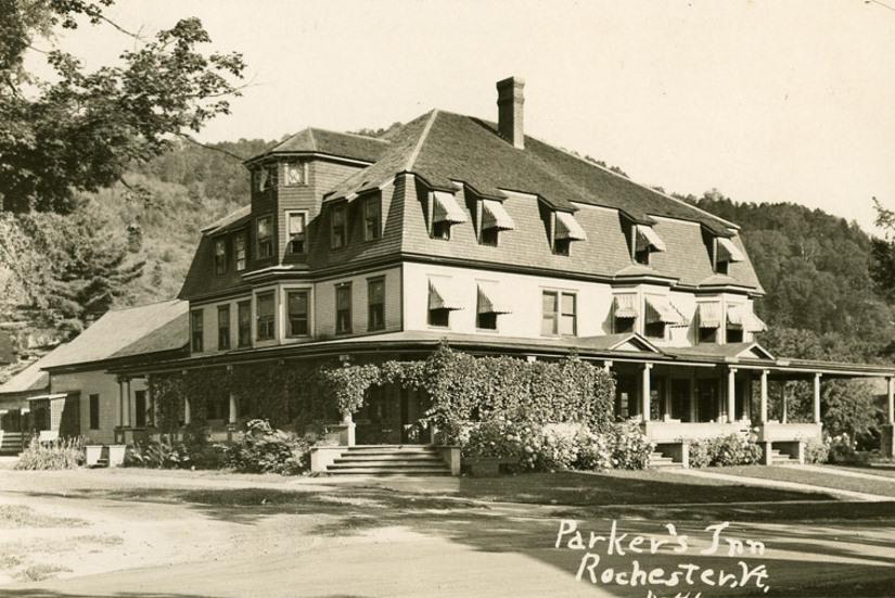Rochester Park House historic renovation architect via