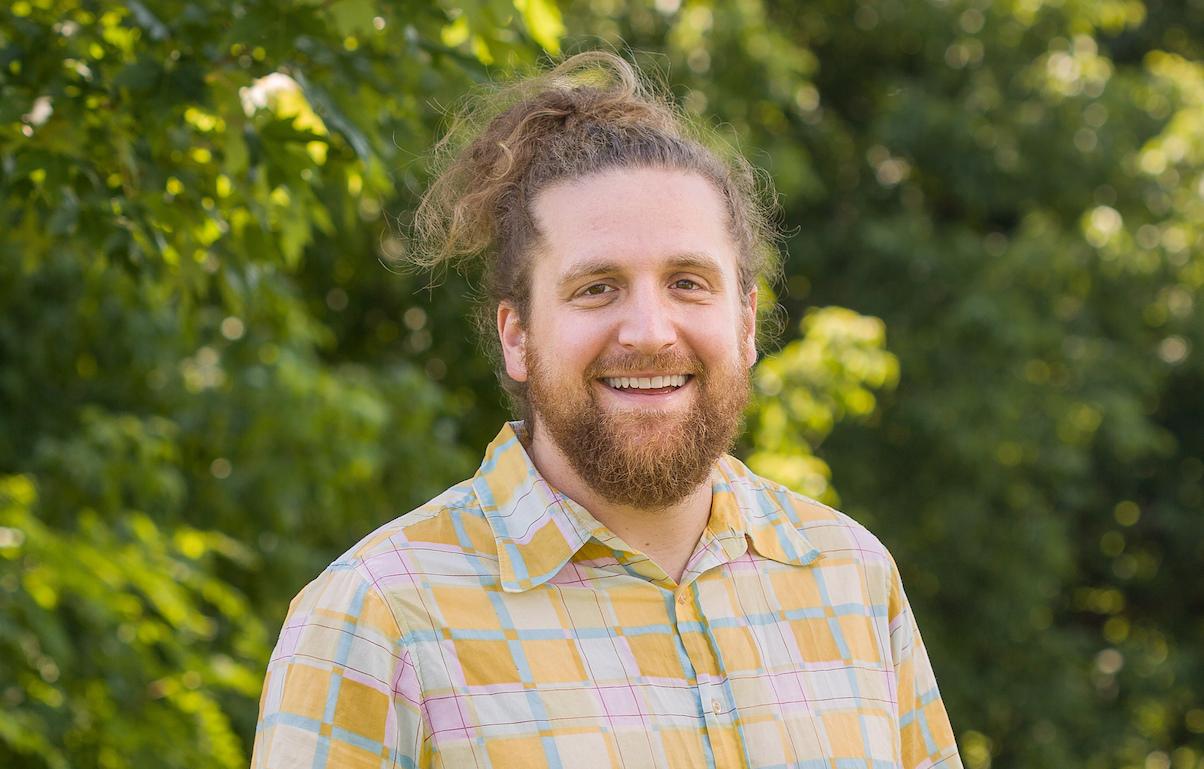 Sam Ostrow VT sustainable design architect crop