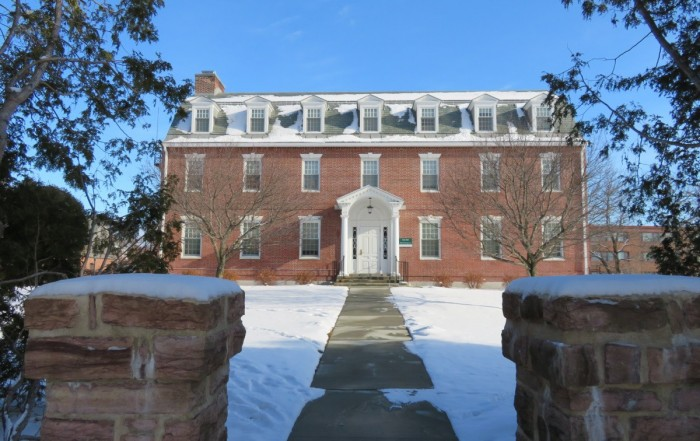 UVM Slade Hall