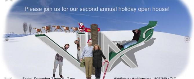 VIA Open House invitation 2012