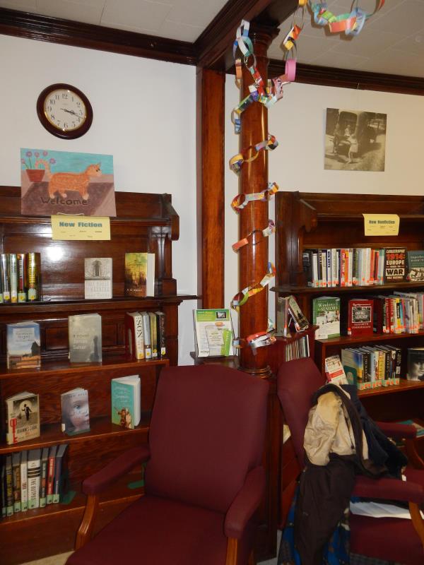 Waterbury VT library Janes House