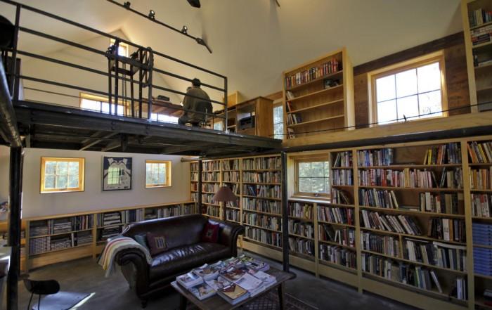 Writer's Studio loft VIA